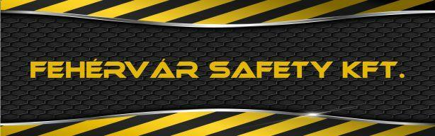 Fehérvár Safety új logo