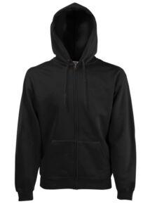 Fruit hoodedsweat jacket_62062_fekete_2XL
