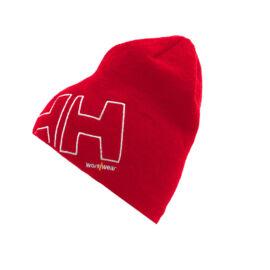 Helly Hansen Workwear Bearnie kötött sapka_piros
