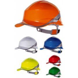 DELTA PLUS Baseball Diamond V ABS ipari védősisak sárga