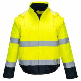 C464 - Essential 2 az 1-ben kabát XL