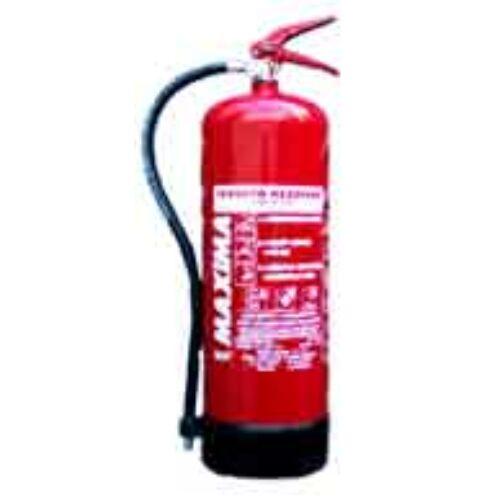 Poroltó tűzoltó készülék Maxima PKM 12A 12 kg