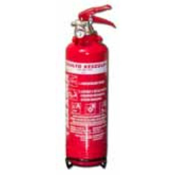 Poroltó tűzoltó készülék Maxima PKM 1A 1 kg