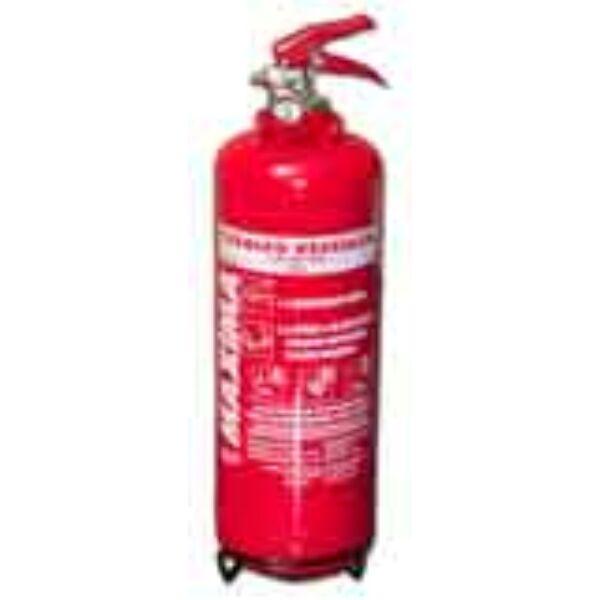 Poroltó tűzoltó készülék Maxima PKM 2A 2 kg